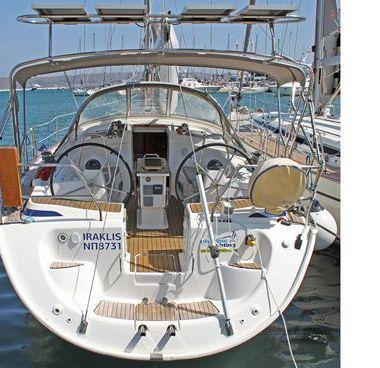 Segelboot Bavaria Cruiser 42 (2005)-2