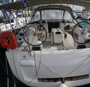 Barca a vela Jeanneau Sun Odyssey 469 (2014)-2