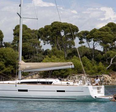 Barca a vela Dufour 460 Grand Large (2016)-4