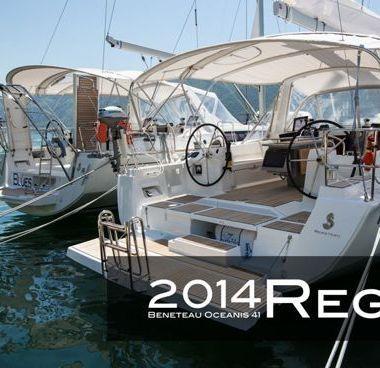 Barca a vela Beneteau Oceanis 41 (2014)-2