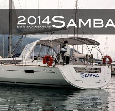 Barca a vela Beneteau Oceanis 45 (2014)-4