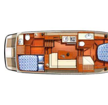 Huisboot Linssen Grand Sturdy 29.9 AC (2008)-4