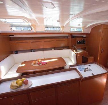 Segelboot Beneteau Cyclades 50.5 (2007)-4