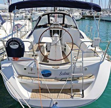 Sailboat Jeanneau Sun Odyssey 36 i (2009)-2