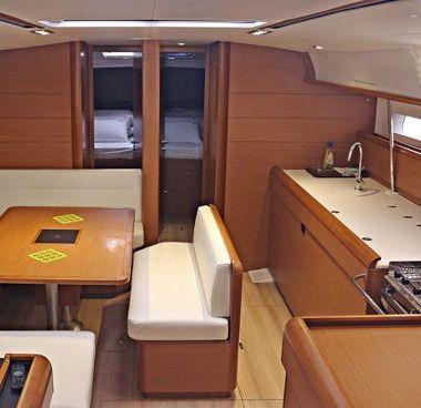 Zeilboot Jeanneau Sun Odyssey 509 (2014)-4