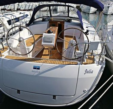 Zeilboot Bavaria Cruiser 37 (2014)-2
