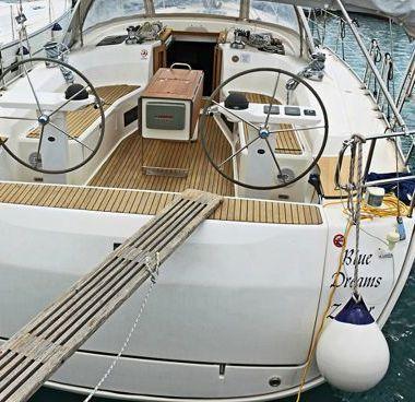Zeilboot Bavaria Cruiser 45 (2010)-2