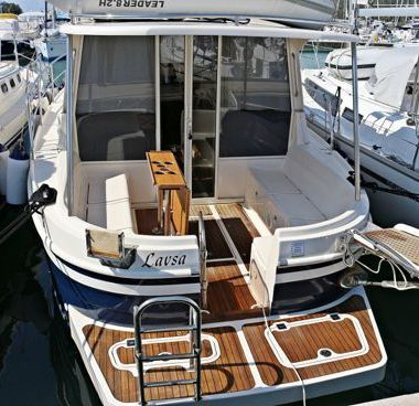 Motor boat Sas Vektor Adria 1002 (2012)-2