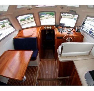 Motorboot Sas Vektor Adria 1002 (2011)-4