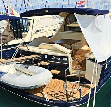 Motor boat Sas Vektor Adriana 44 (2012)-2