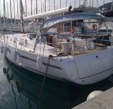 Segelboot Bavaria 45 (2013)-2