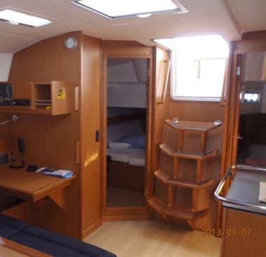 Segelboot Bavaria 45 (2013)-4