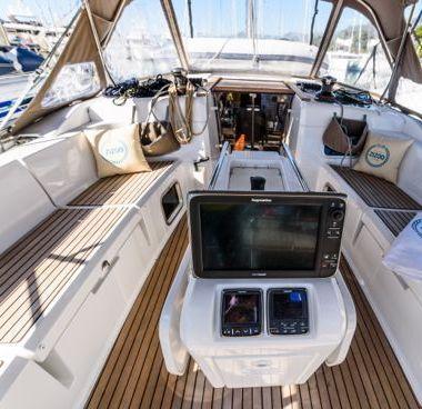 Barca a vela Jeanneau Sun Odyssey 479 (2016)-2