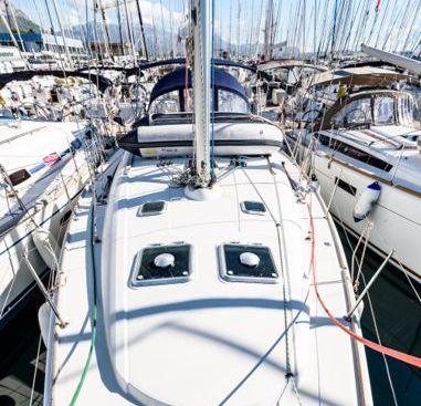 Zeilboot Jeanneau Sun Odyssey 45 (2006)-4