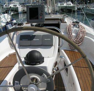 Barca a vela Bavaria 36 (2007)-2