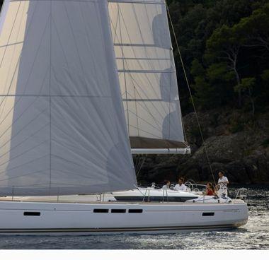 Barca a vela Jeanneau Sun Odyssey 509 (2012)-4