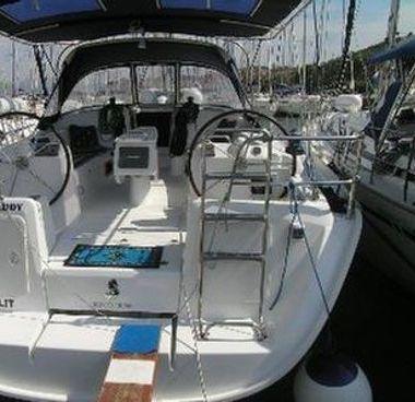 Zeilboot Beneteau Cyclades 43.4 - 2009 (refit 2017)-2