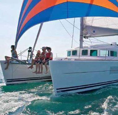 Catamarán Lagoon 380 S2 - 2016 (reacondicionamiento 2016)-2
