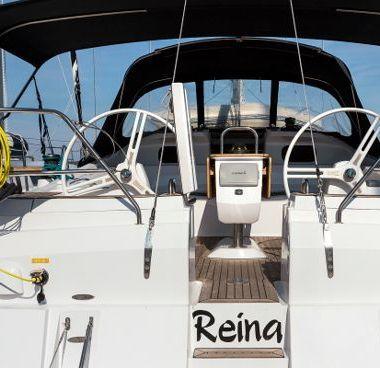 Zeilboot Elan Impression 444 (2013)-2
