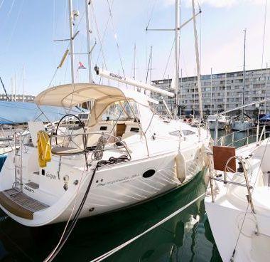 Zeilboot Elan Impression 384 (2005)-4