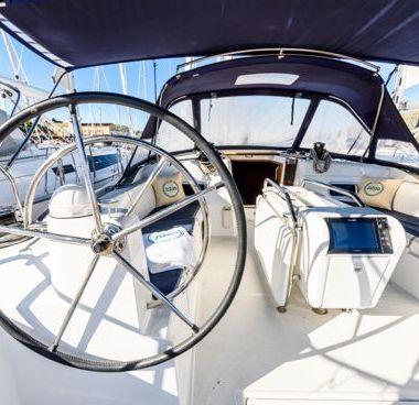 Barca a vela Jeanneau Sun Odyssey 509 (2014)-4