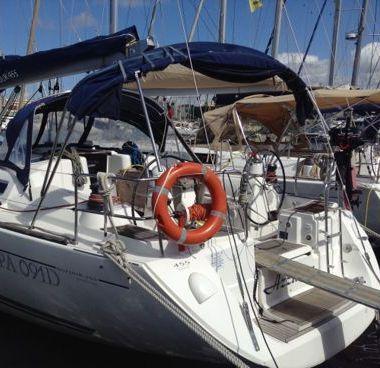 Barca a vela Dufour 455 Grand Large (2008)-4