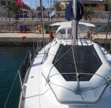 Zeilboot Beneteau Oceanis 37 (2008)-2