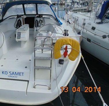 Zeilboot Beneteau Cyclades 43.4 (2007)-4