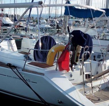 Barca a vela Jeanneau Sun Odyssey 45 (2007)-2