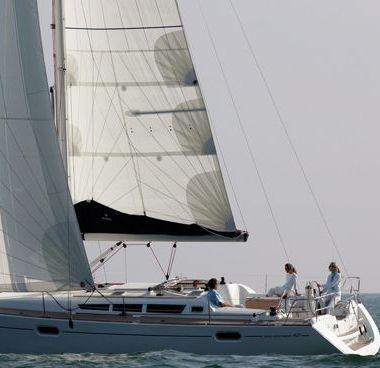 Sailboat Jeanneau Sun Odyssey 42 i (2012)-2