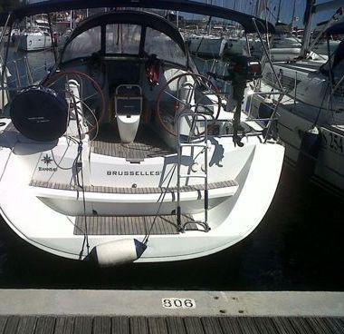 Segelboot Jeanneau Sun Odyssey 39 i (2010)-2
