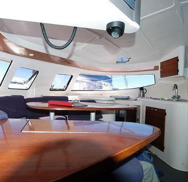 Catamaran Fountaine Pajot Athena 38 (2003)-4