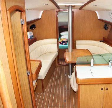 Barca a vela Jeanneau Sun Odyssey 36 i (2008)-4