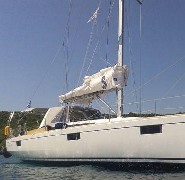 Zeilboot Beneteau Oceanis 48 (2014)-4