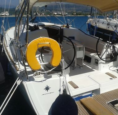Segelboot Jeanneau Sun Odyssey 349 (2014)-2