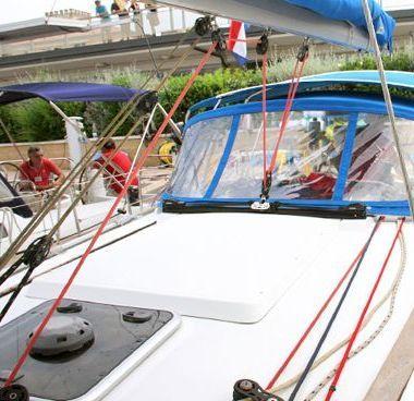 Barca a vela Jeanneau Sun Odyssey 36 i (2008)-2