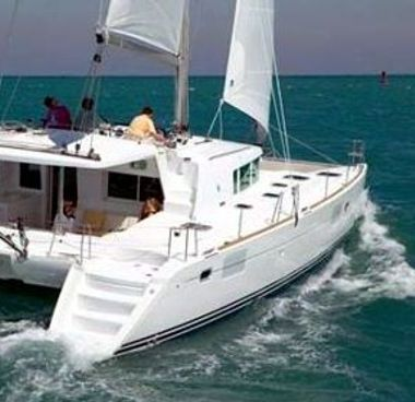 Catamarán Lagoon 440 (2008)-2