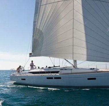 Barca a vela Jeanneau Sun Odyssey 469 (2012)-2