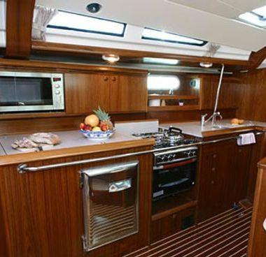 Barca a vela Jeanneau Sun Odyssey 49 (2004)-4