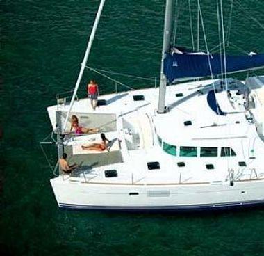 Catamaran Lagoon 440 (2006)-4