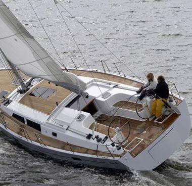Zeilboot Hanse 470 (2008)-2