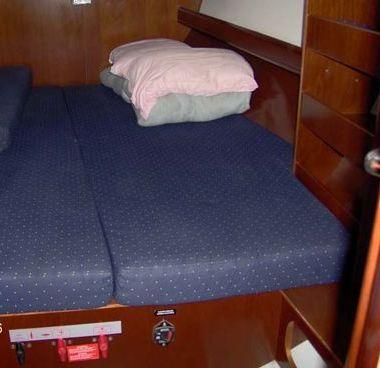 Barca a vela Beneteau Oceanis Clipper 343 (2008)-4