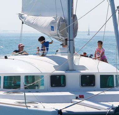 Catamarano Lagoon 380 (2014)-2