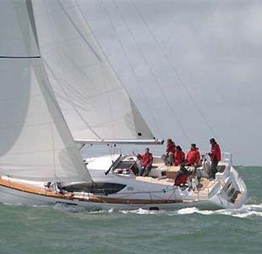 Zeilboot Jeanneau Sun Odyssey 45 (2005)-2