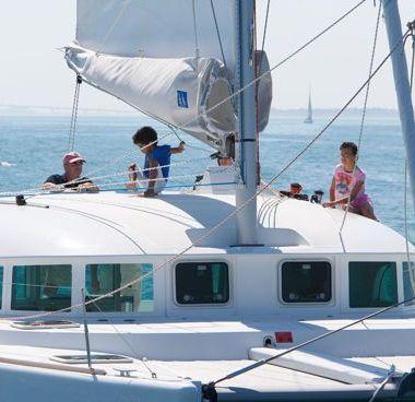 Catamarano Lagoon 380 (2005)-2
