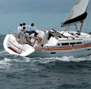 Barca a vela Jeanneau Sun Odyssey 42 i (2007)-2