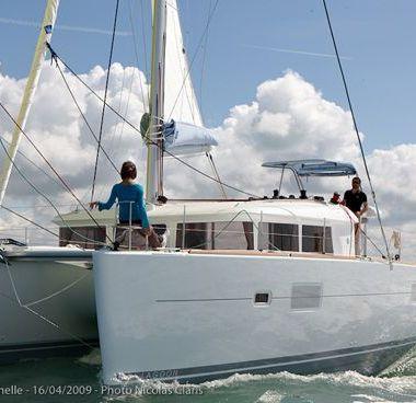 Catamarano Lagoon 400 (2010)-2