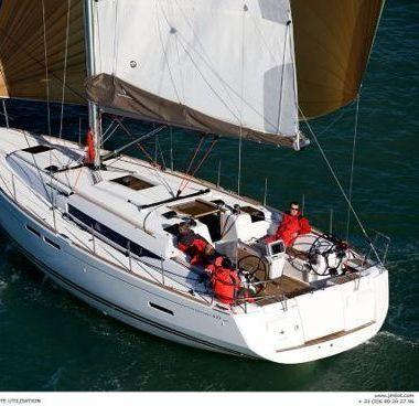 Zeilboot Jeanneau Sun Odyssey 439 (2012)-2