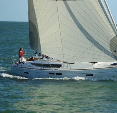 Barca a vela Jeanneau Sun Odyssey 469 (2013)-2