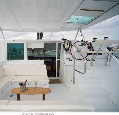 Catamaran Lagoon 420 (2008)-4